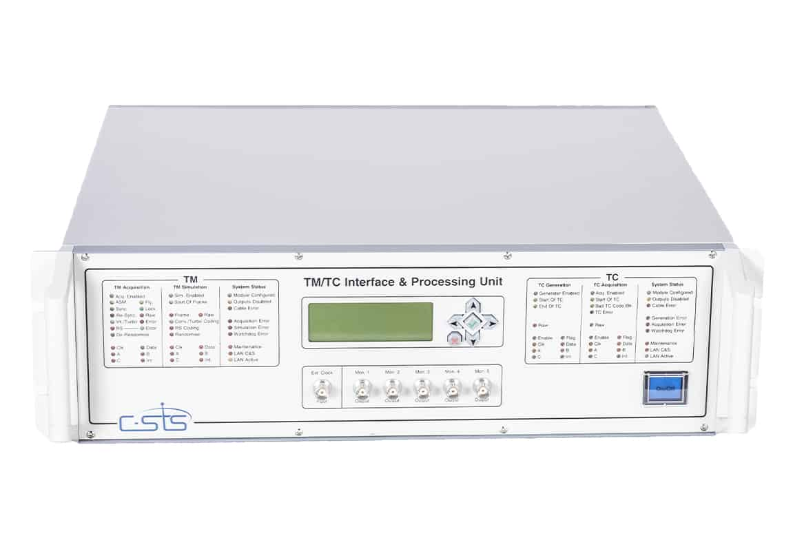 TM TC Interface Processing Unit 1