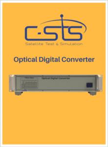 Optical Digital Converter